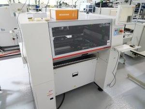 Samsung SM 481 Plus Pick and Place Machine 59972 Refurbished