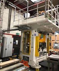 Siemens  S 7  Hydraulic Press  60147 For Sale