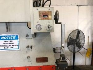 Press Brake  60094 Refurbished