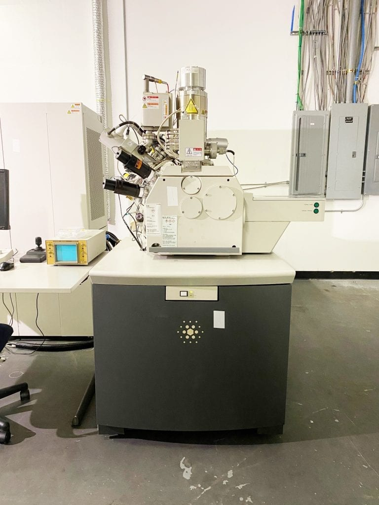 FEI  Strata 400  Dual Beam Electron Microscope  60114 For Sale