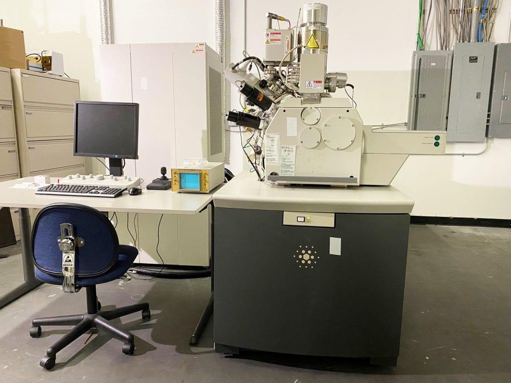 Buy FEI  Strata 400  Dual Beam Electron Microscope  60114