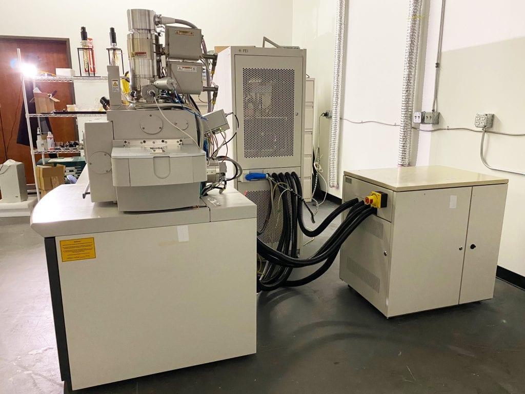 Buy FEI  Strata 400  Dual Beam Electron Microscope  60114 Online