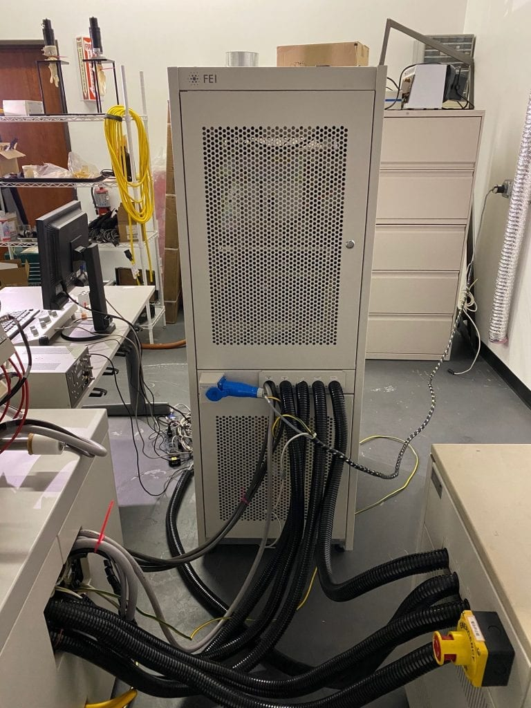 FEI  Strata 400  Dual Beam Electron Microscope  60114 For Sale Online