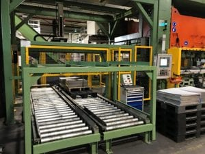 Siemens  S 7 300  Hydraulic Press  60148 Refurbished
