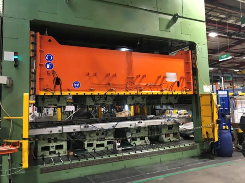 Siemens  S 7 300  Hydraulic Press  60148 For Sale