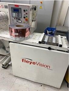 Omega  FleyeVision  Rewinder  60139 For Sale