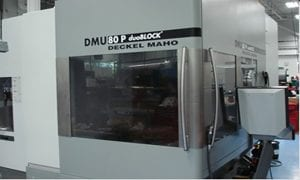 Buy Deckel Maho  DMU 80 P  5 Axis Machining Center  60084 Online