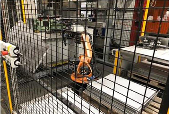 Beckoff  Transfer Robot  60145 Refurbished
