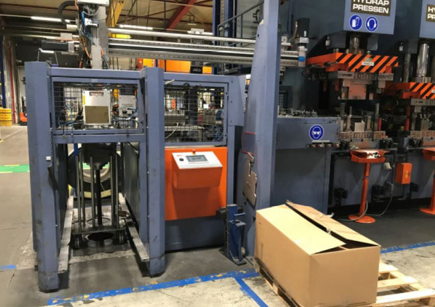 Buy Siemens  S 5 115 U  Hydraulic Press  60146 Online