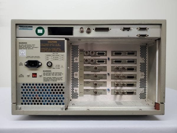 Buy Tektronix 2520 6 Slot Mainframe Test Lab Multi-Channel Wave Analyzer -59990 Online