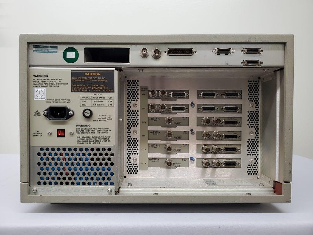 Tektronix 2520 6 Slot Mainframe Test Lab Multi Channel Wave Analyzer 59990 For Sale