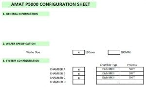 Applied Materials  P 5000  60117 Image 6