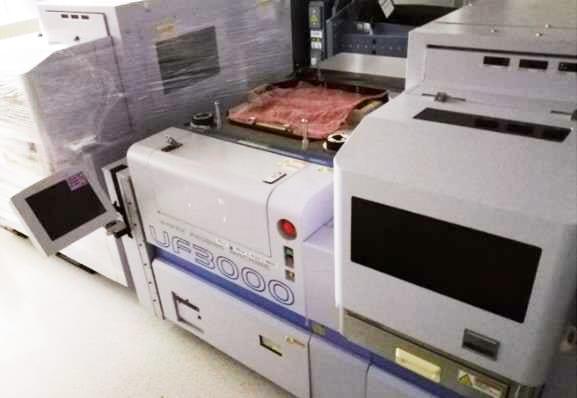 Buy Accretech / TSK  UF 3000  Prober 60109