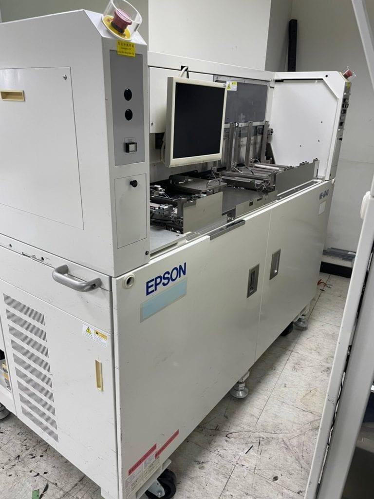 Buy Epson / Seiko  NS 6040  High Speed IC Handler  60085