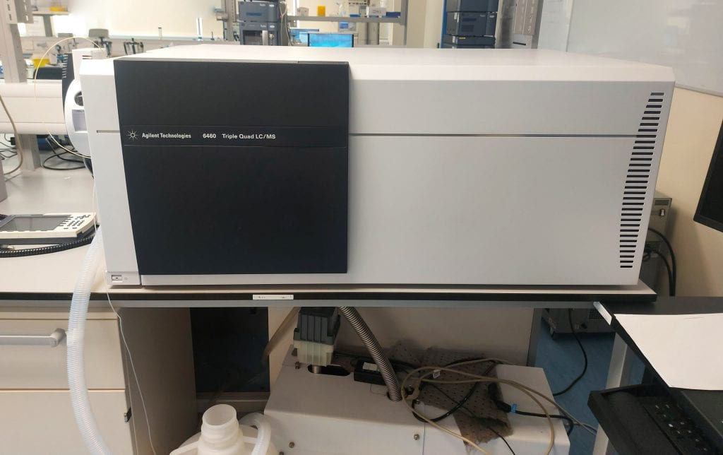 Buy Agilent  6460  Triple Quad Mass Spectrometer  60161