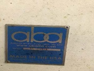 Check out ABA  M 380  Filling Machine  60126