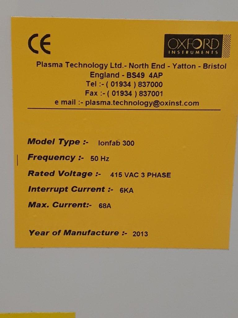 Buy Online Oxford  Ionfab 300 +  IBD  60080