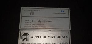 Buy Online Applied Materials  P 5000  60118