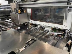 Seiko / Epson  NS 7000  High Speed IC Handler  60209 For Sale Online