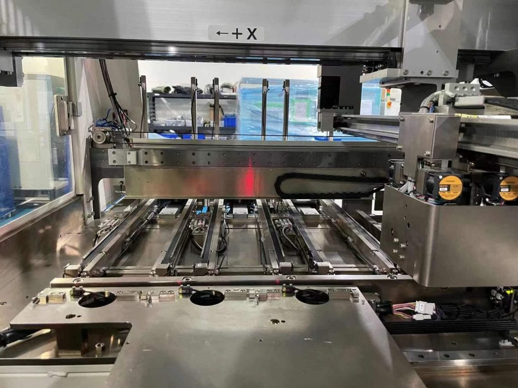 Seiko / Epson  NS 7000  High Speed IC Handler  60209 For Sale