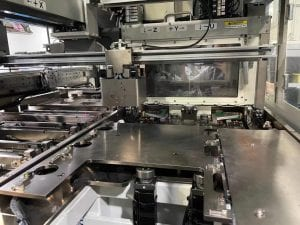 Purchase Seiko / Epson  NS 7000  High Speed IC Handler  60209