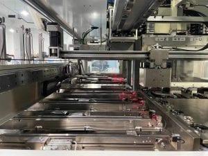 View Seiko / Epson  NS 7000  High Speed IC Handler  60209