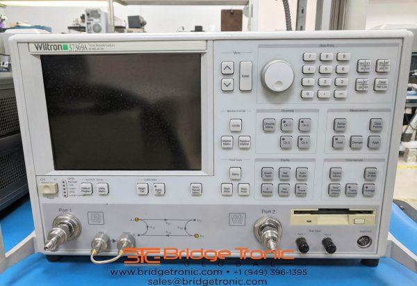 Buy Anritsu-37369 A-Vector Network Analyzer-61166
