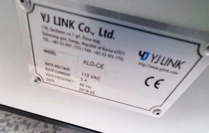 YJ Link ALD CE Magazine Board Loader 61296 Image 1