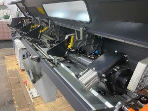 Edge Technologies  Turbo 3 380  Bar Feeder  61395 For Sale