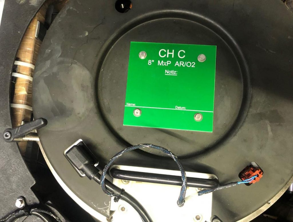 View Applied Materials P 5000 Etch Tool 61304