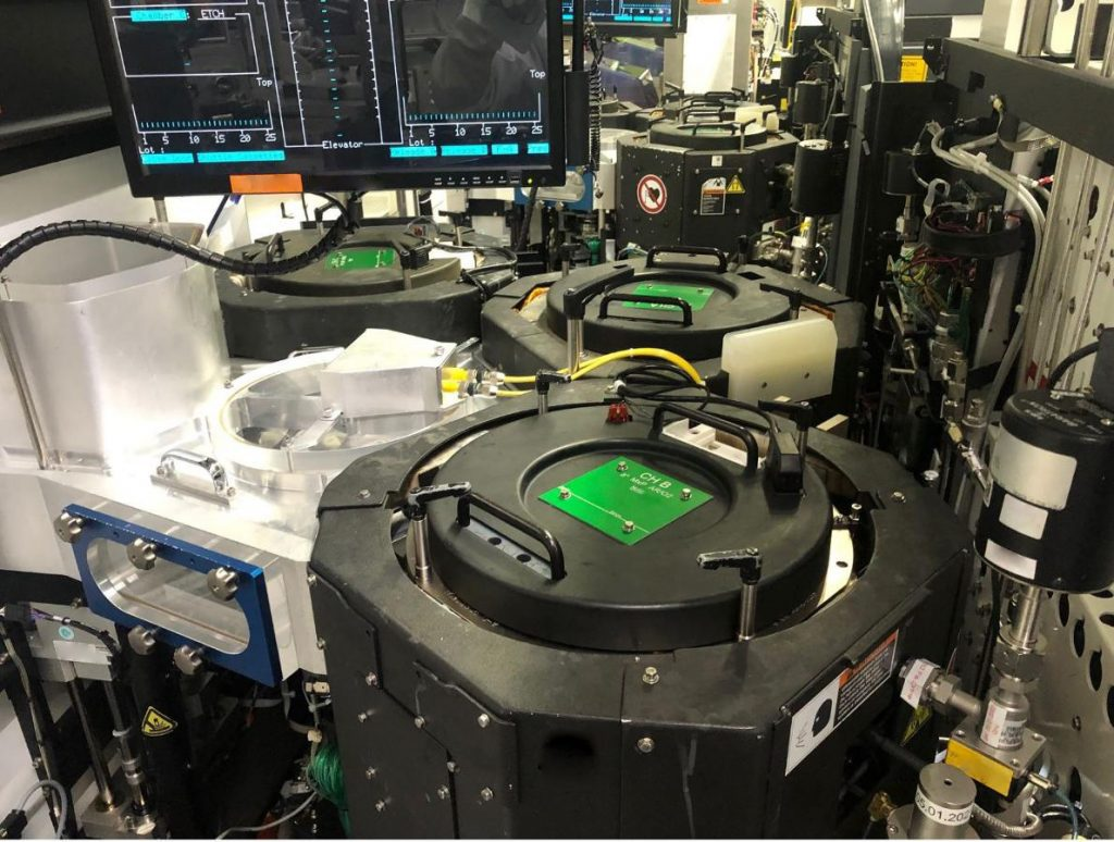 Applied Materials P 5000 Etch Tool 61304 Refurbished