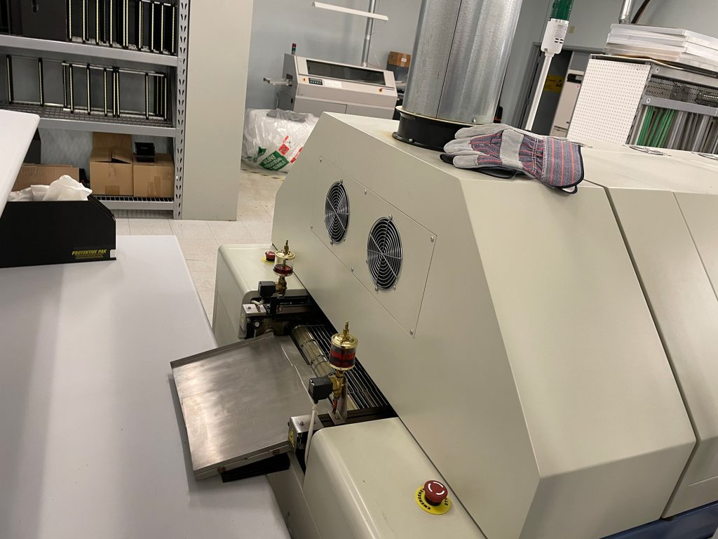 Manncorp  CR 5000 F  Reflow Oven  61378 For Sale