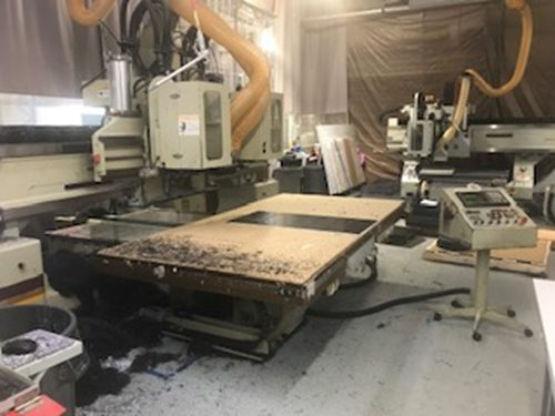 Buy Anderson Exxact Duo CNC Router 61328