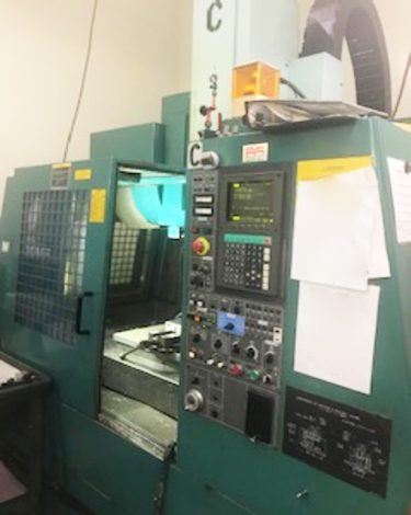 Matsuura MC 800 F Mill 61335 For Sale