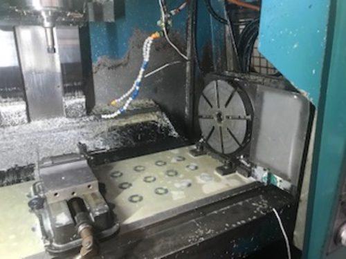 Buy Matsuura MC 800 F Mill 61335 Online