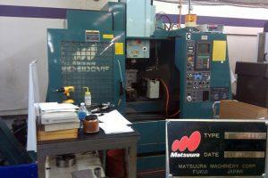 Buy Matsuura MC 800 F Mill 61335
