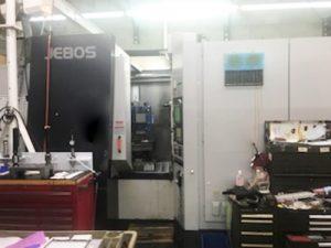 Buy Enshu JE 80 HMC Mill 61337