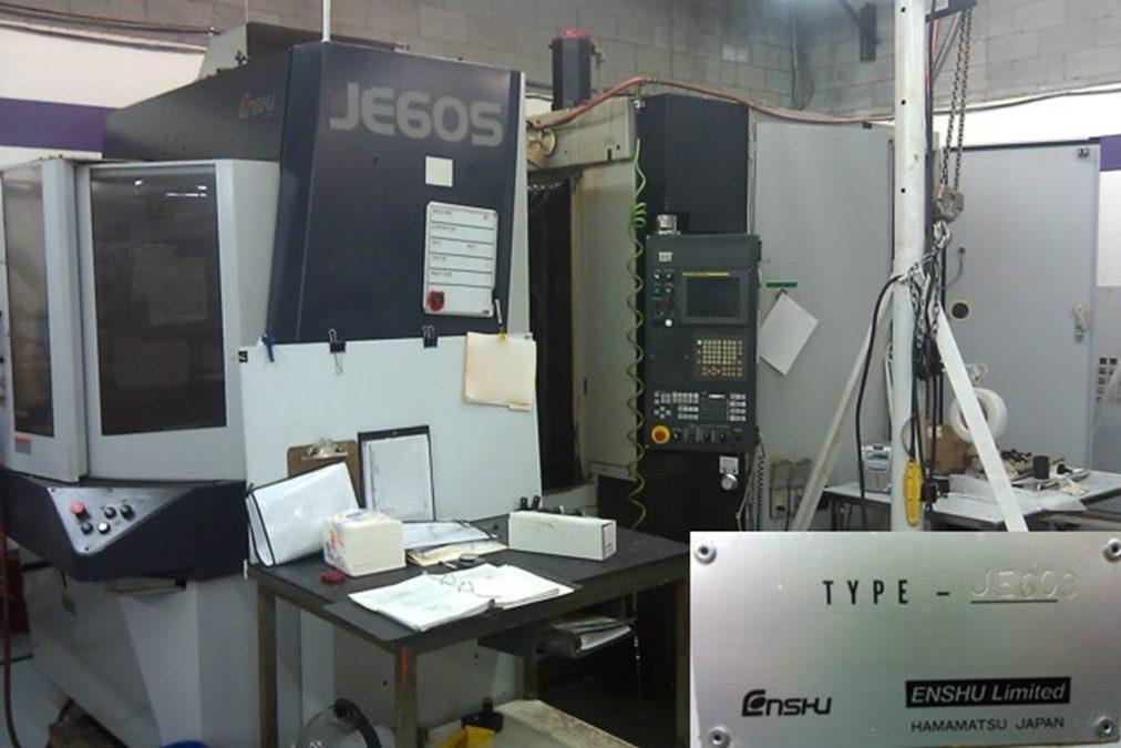 Buy Enshu JE 60 S HMC Mill 61338