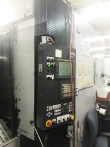 Enshu JE 60 S HMC Mill 61339 For Sale