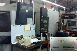 Buy Enshu JE 60 S HMC Mill 61339