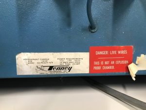 Tenney Junior Temperature Chamber 61297 For Sale