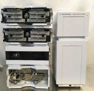 Buy Lot of (5) Agilent HPLC Components  61482