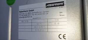 Purchase Nabertherm  Oven  61485